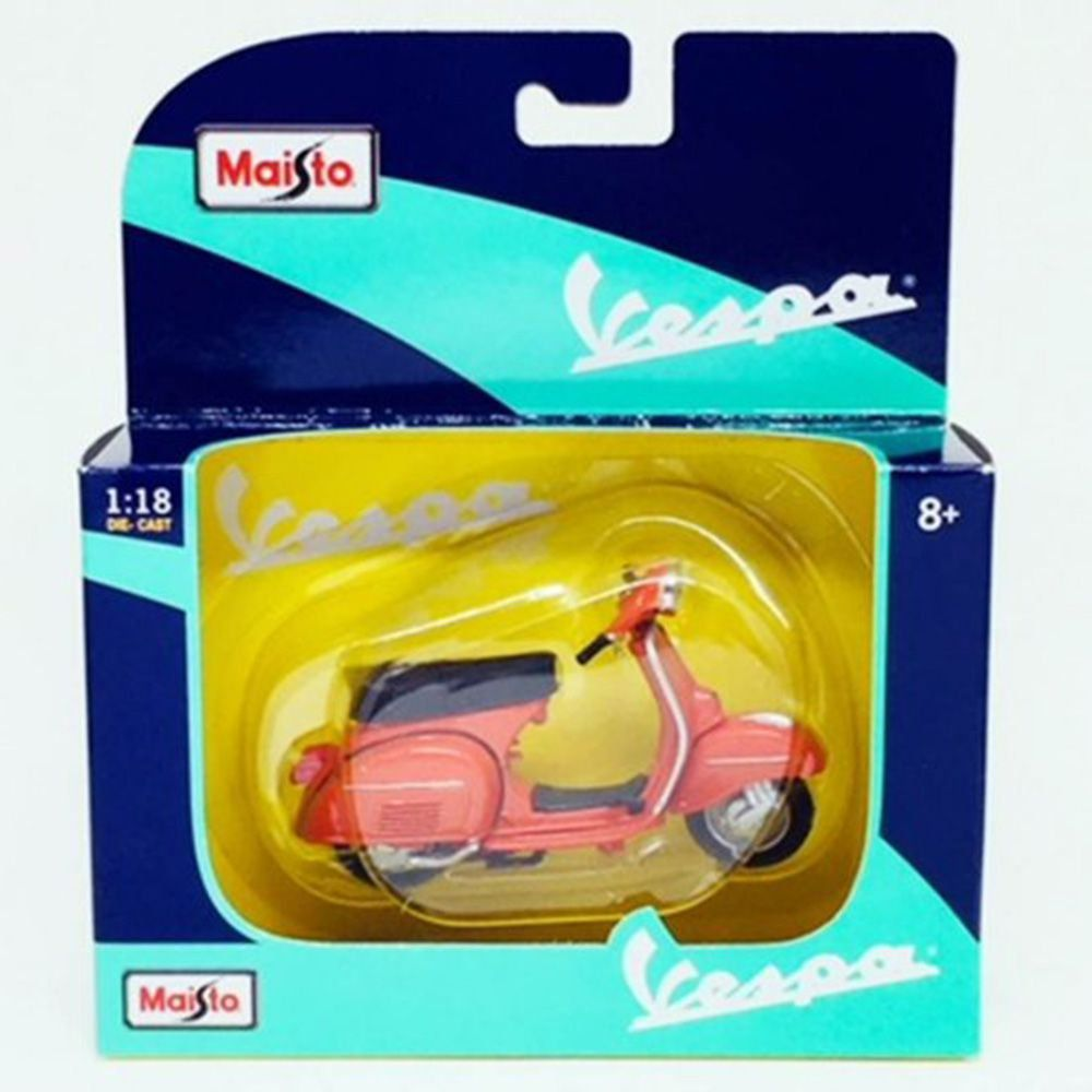 Miniatura Vespa GTR 1968 1/18 Maisto