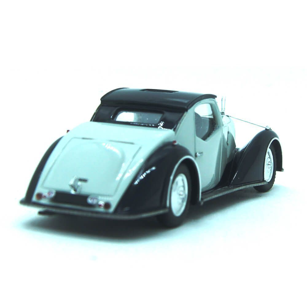 Miniatura Voisin C27 Aerosport Coupe 1934 1/43 Minichamps The Mullin Automotive Museum CollectionVoisin C27