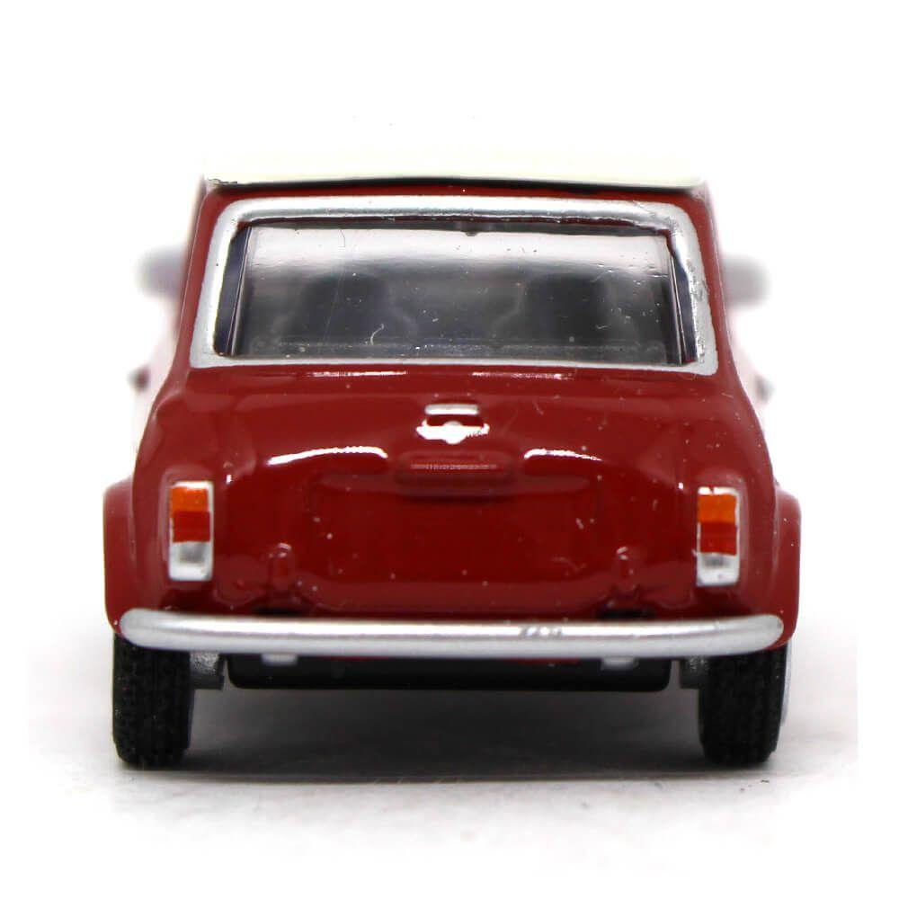 Miniatura Volkswagen Beetle Fusca Vermelho 1/43 Schuco