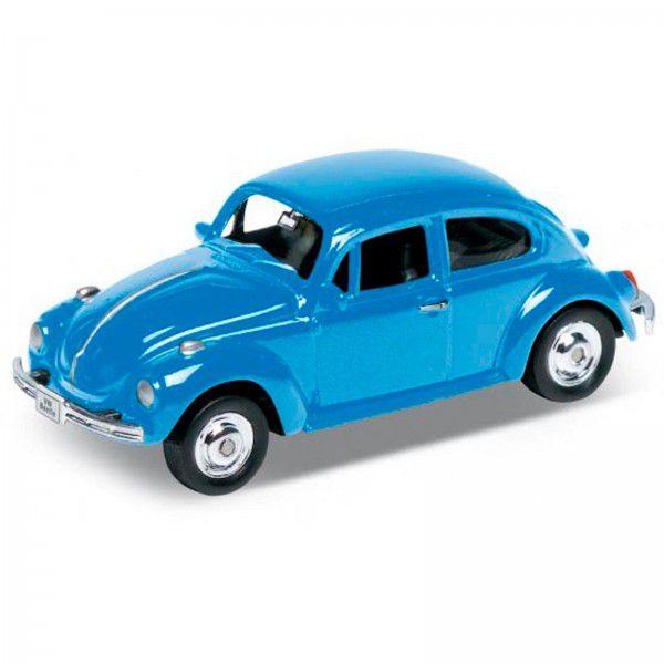 Miniatura Volkswagen Fusca 1/64 California Minis