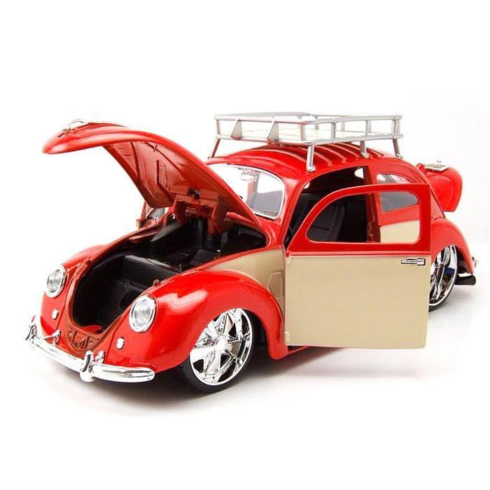 Miniatura Volkswagen Fusca Design 1/18 Maisto
