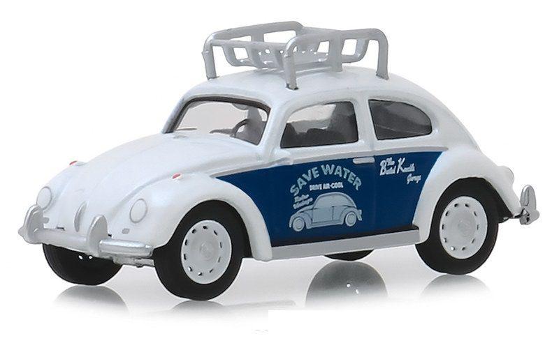Miniatura Volkswagen Fusca Roof Rack 1/64 Greenlight
