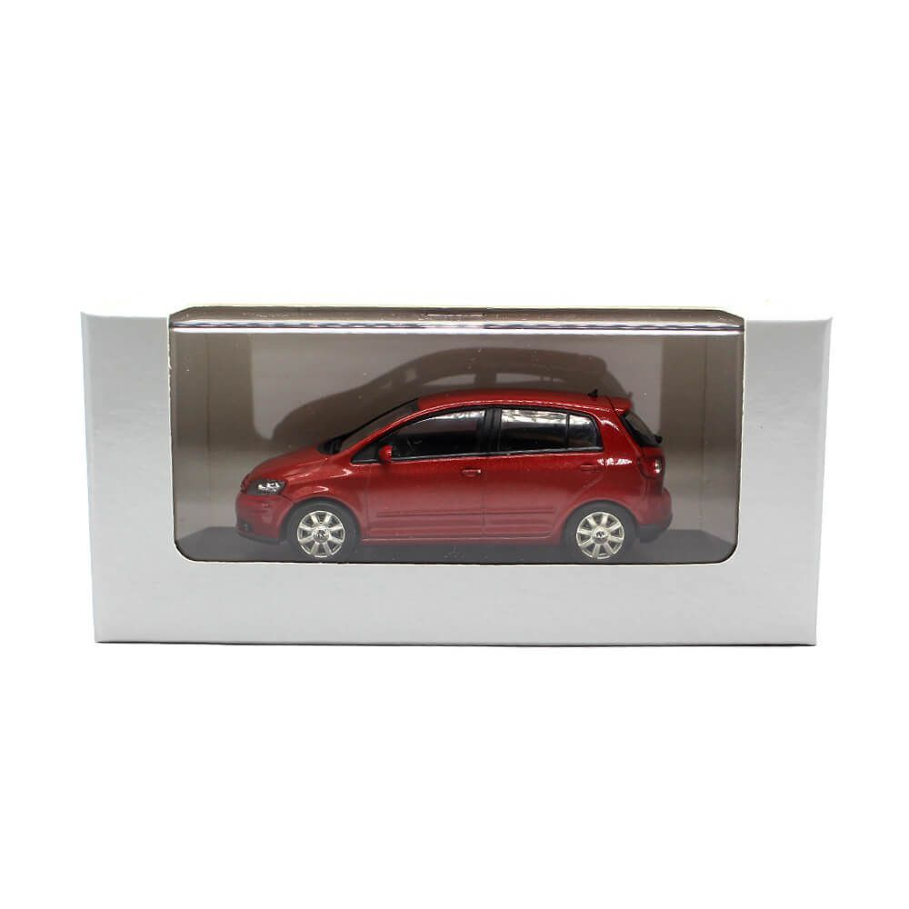 Miniatura Volkswagen Fox Golf Plus 2005 1/43 Minichamps