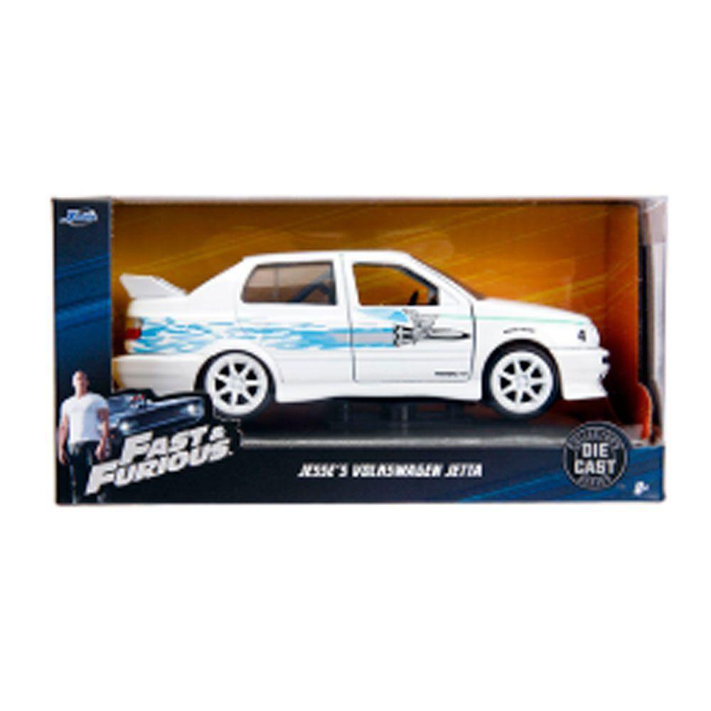 Miniatura Volkswagen Jetta Jesse Fast and Furious 1995 1/32 Jada Toys