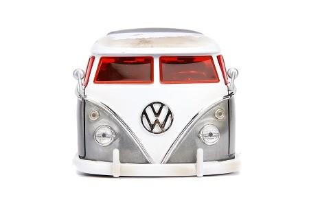 Miniatura Volkswagen Kombi 1962 For Sale 20 Anos 1/24 Jada Toys
