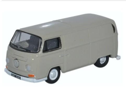 Miniatura Volkswagen Kombi Bay Window 1/76 Oxford