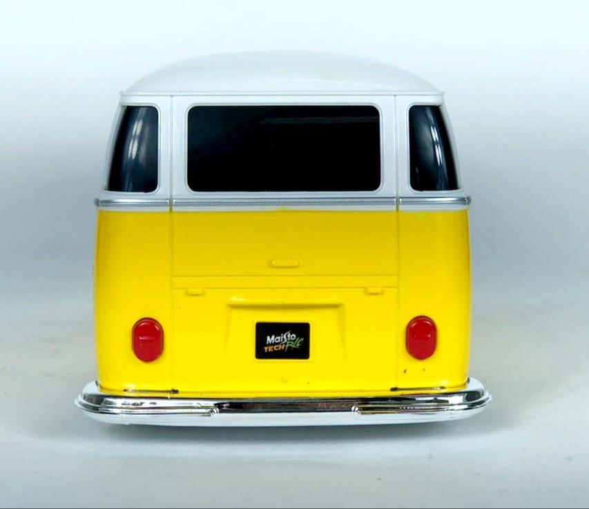 Miniatura Volkswagen Kombi Radio Controle 1/24 Maisto