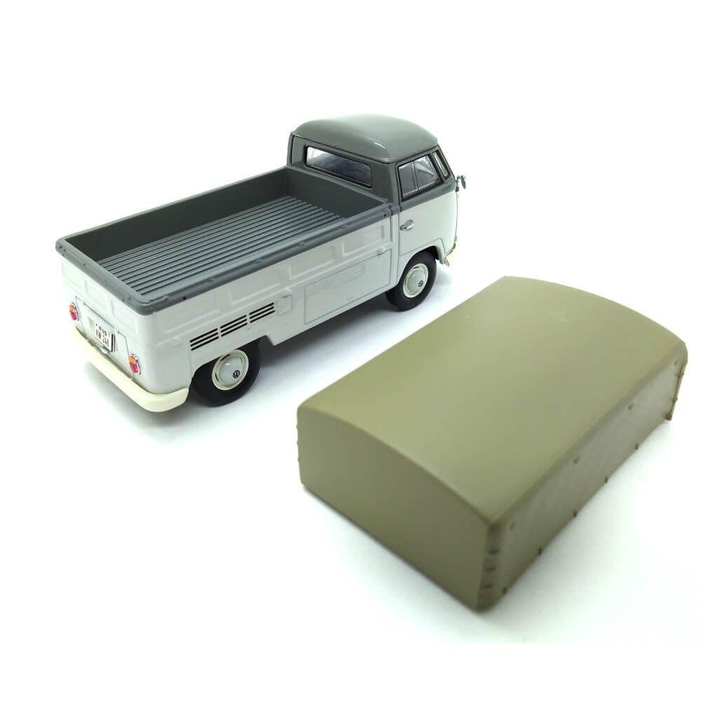 Miniatura Volkswagen Kombi T1 1962 Pritschenwagen 1/43 Premium ClassiXXs