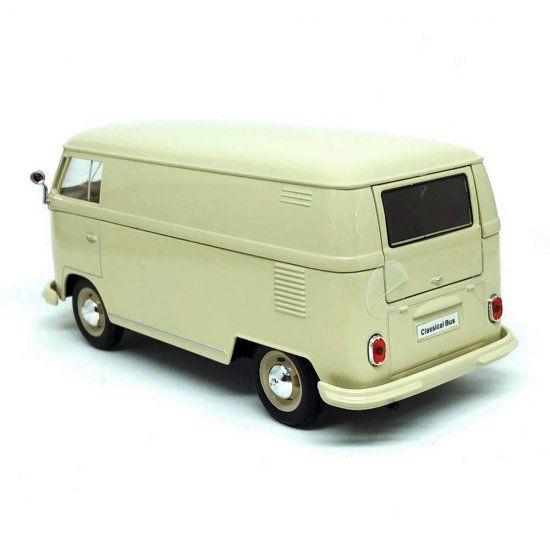 Miniatura Volkswagen Kombi T1 1963 1/24 Welly