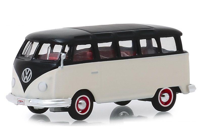 Miniatura Volkswagen Kombi T2 Barret Jackson 1/64 Greenlight
