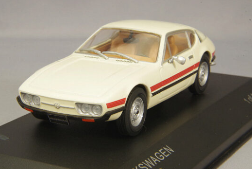 Miniatura Volkswagen SP2 1973 1/43 Whitebox