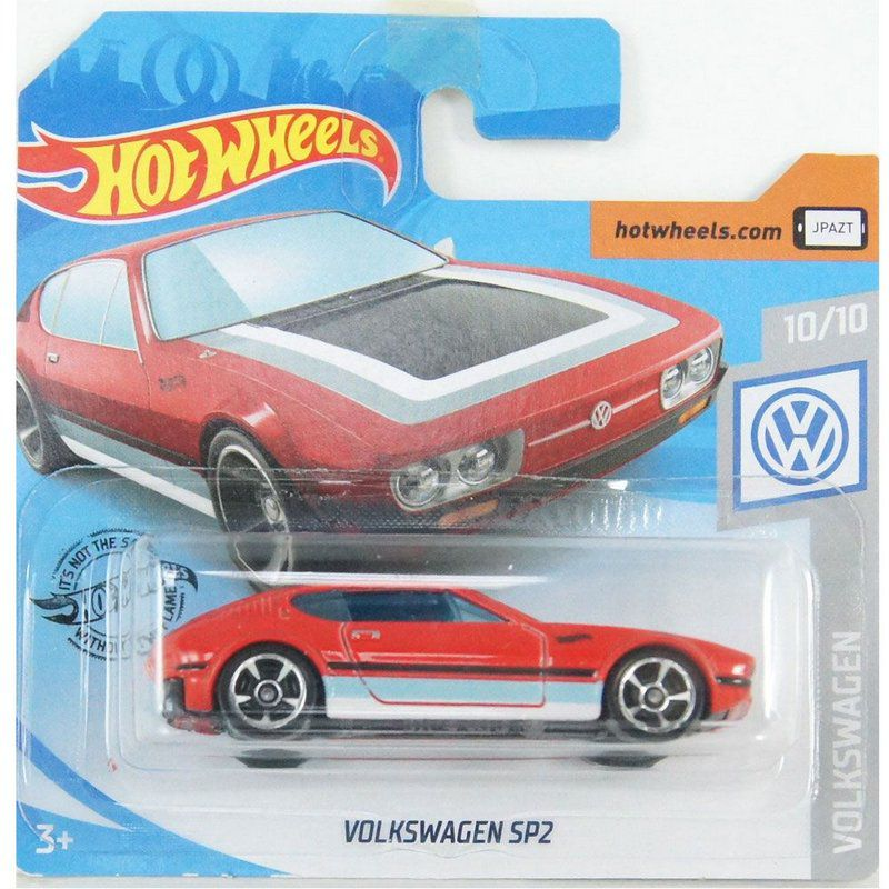 Miniatura Volkswagen SP2 Volkswagen 1/64 Hot Wheels