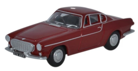 Miniatura Volvo P1800 Red 1/76 Oxford