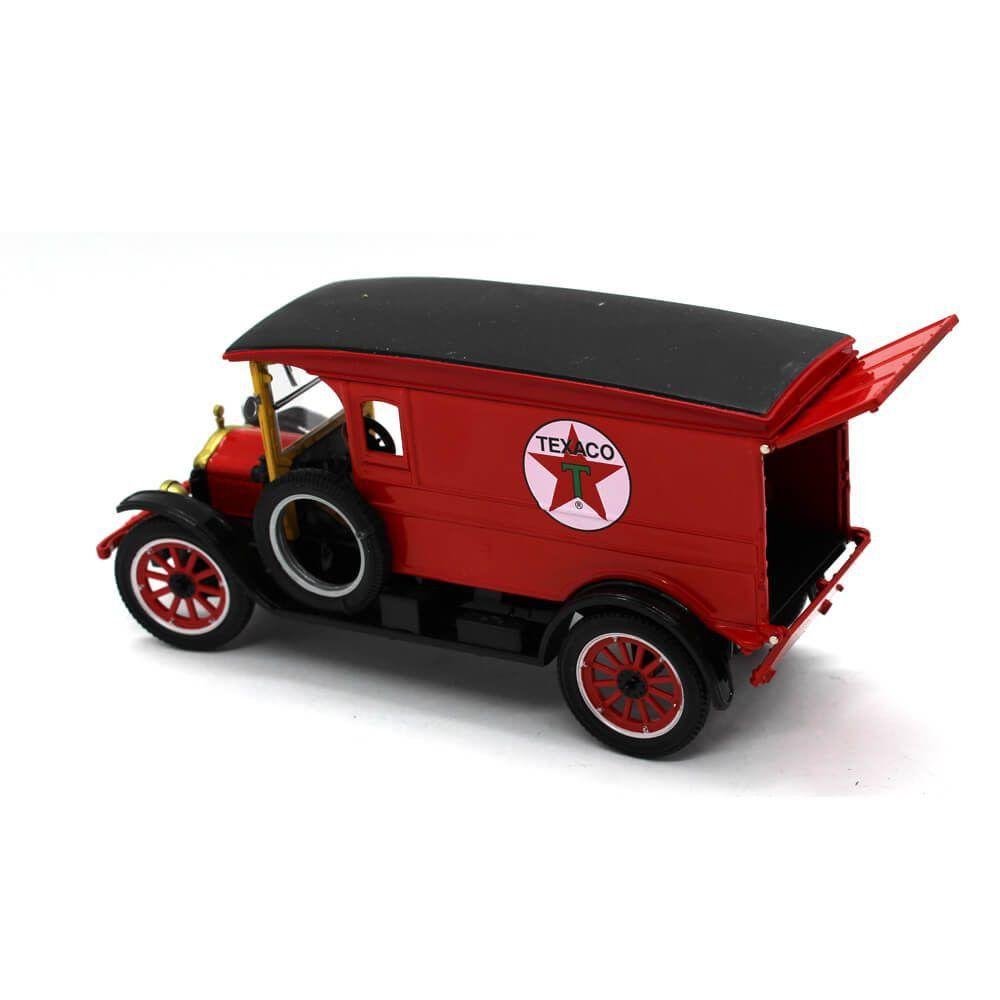 Miniatura White Delivery Van Texaco 1920 1/32 Signature