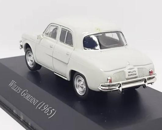 Miniatura Willys Gordini 1965 1/43 Ixo