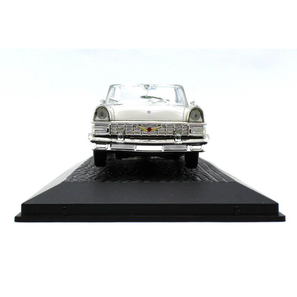 Miniatura Zil 111 V Presidente Leonid Brejnev Moscou URSS 1966 1/43 Norev