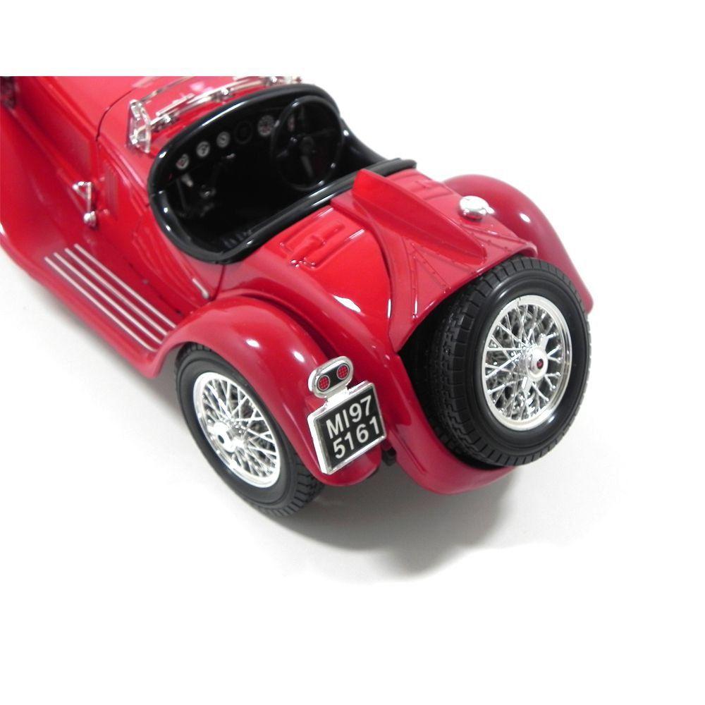 Miniatutra Alfa Romeo 8C 2300 Spider Touring 1/18 Bburago