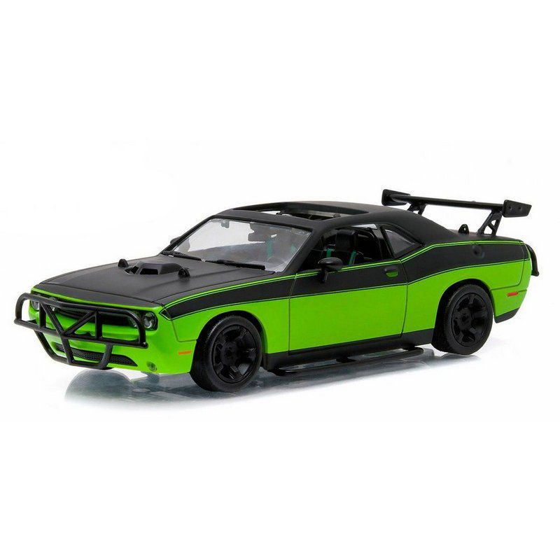 Mniatura Dodge Challenger Letty's Velozes e Furiosos 7 1/43 Greenlight