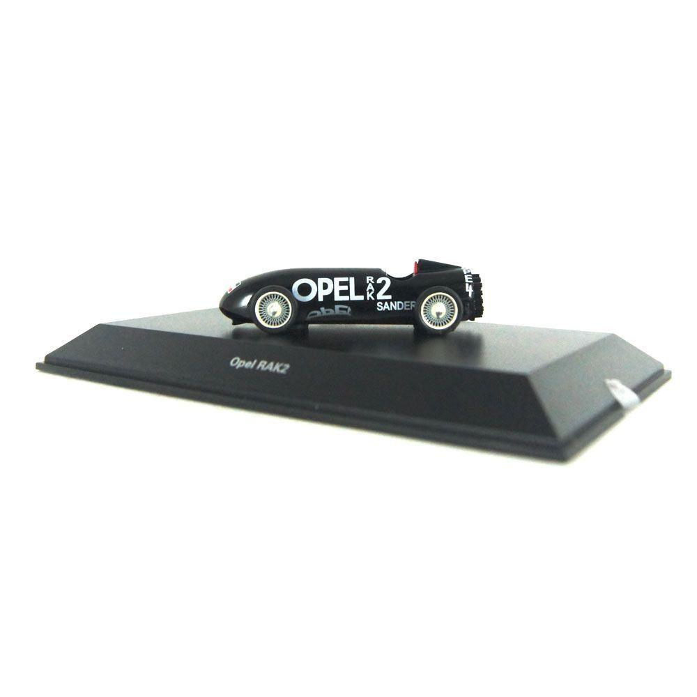 Miniatura Opel RAK2 preto 1/87 Bos Best of Show