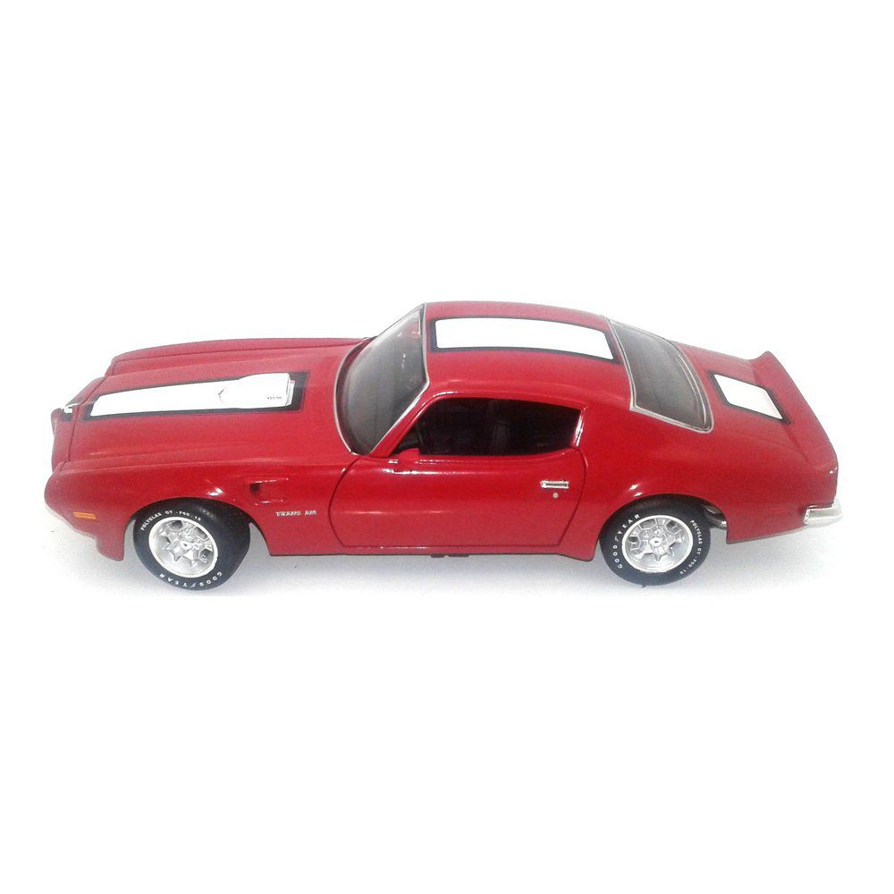 Miniatura Pontiac Firebird Trans Am 1972 1/18 Auto World