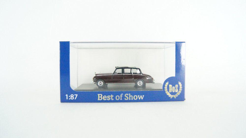 Miniatura Rolls Royce Phanton VI 1/87 Bos Best of Show