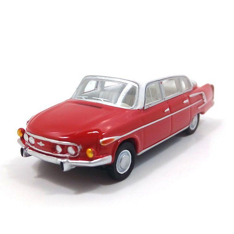 Miniatura Tatra 603 1969 1/87 Bos Best of Show