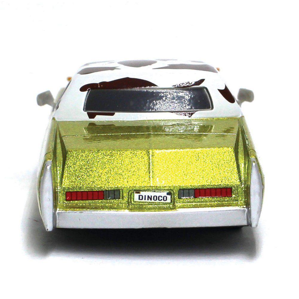 Tex Dinoco Disney Pixar Carros 1/43 Com Fricção