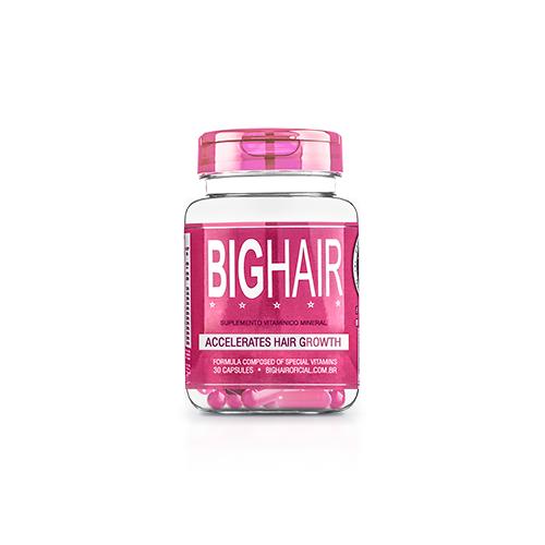 Big Hair vitamina para cabelo em cápsulas no brasil