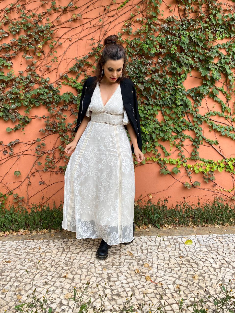 VESTIDO AS FILHAS DA MÃE GARDEN FEMININO