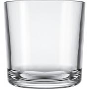 Copo de Vidro Para Vela 265ml - 6 unidades