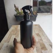 Frasco de Vidro Home Spray Preto 250ml