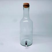 Garrafão de Vidro 10 litros com Torneira - Corote