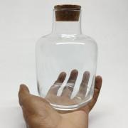 Vaso de Vidro Para Terrário 21TR