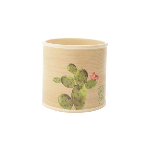 Cachepot de Cerâmica Deserto Redondo