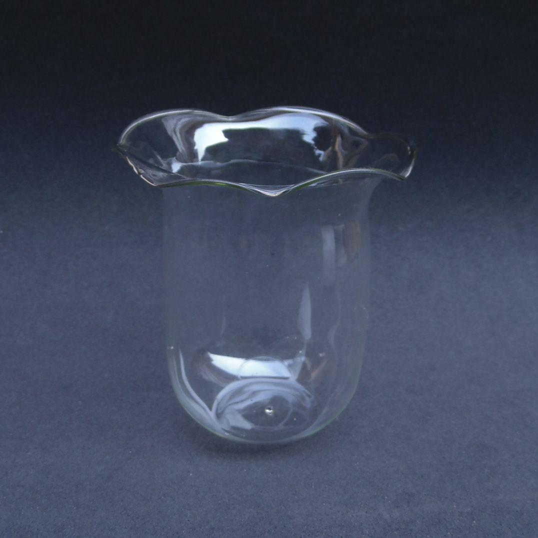 Castiçal de Vidro Copão (cx 20 unid)