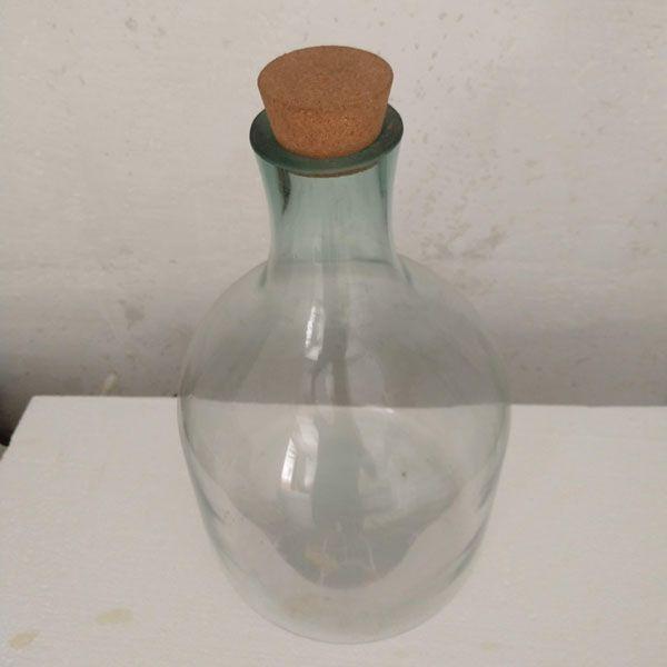 Garrafão de Vidro Cilindrico 22 litros