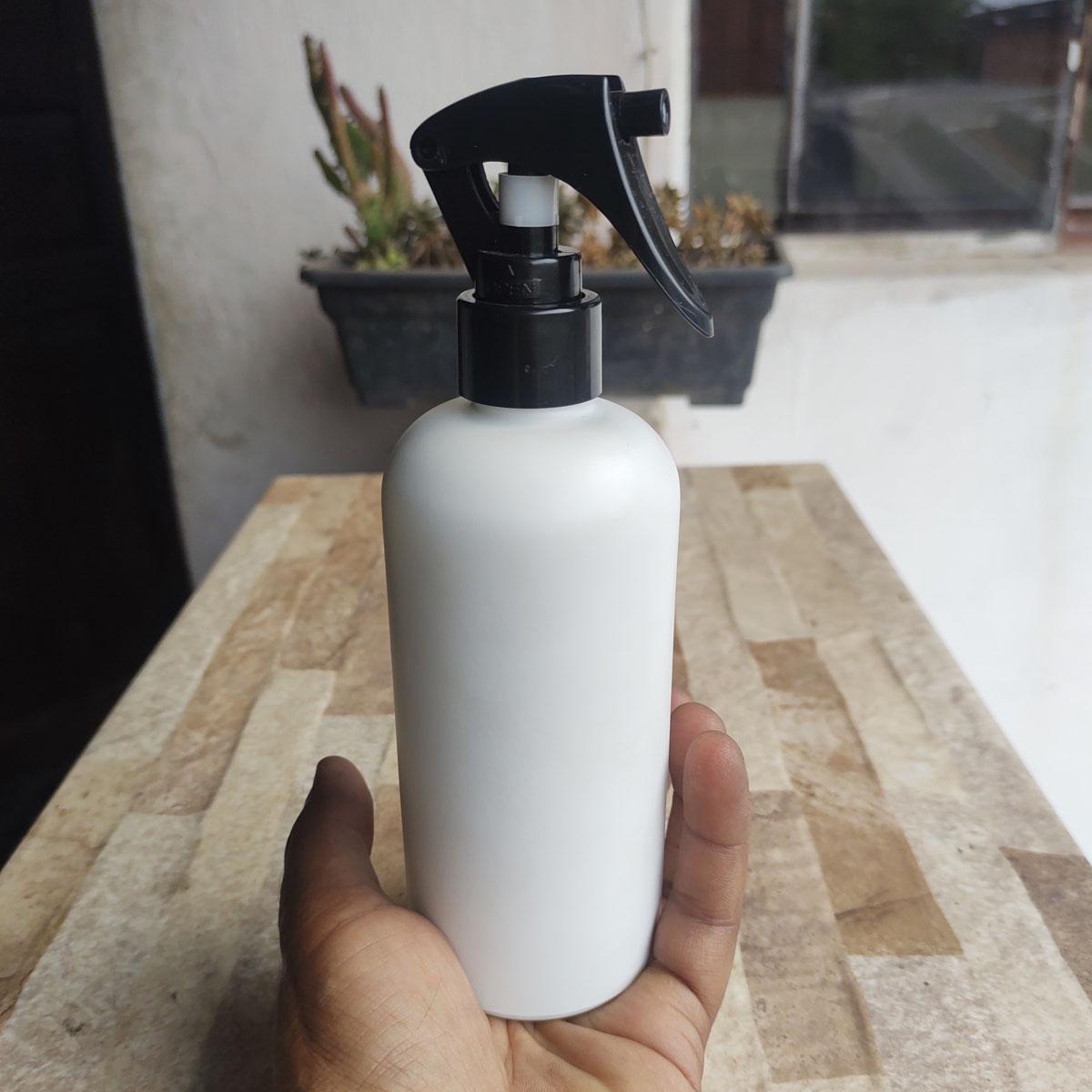 Home Spray Frasco de Vidro Branco  250ml