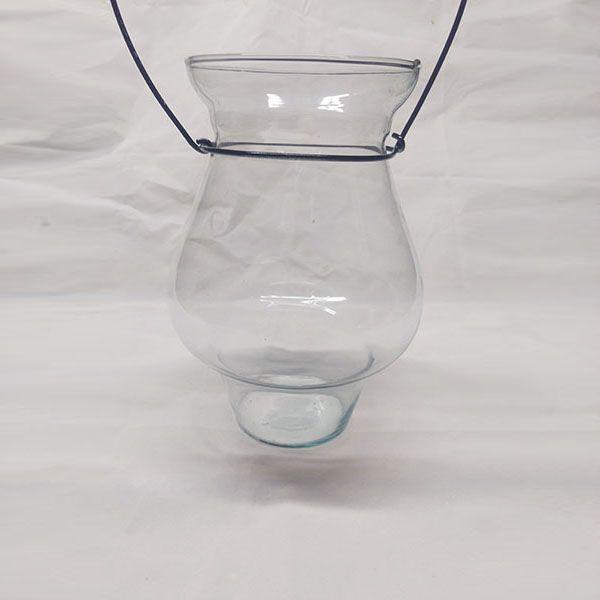 Kit Vaso de Vidro Murano (6 unidades)