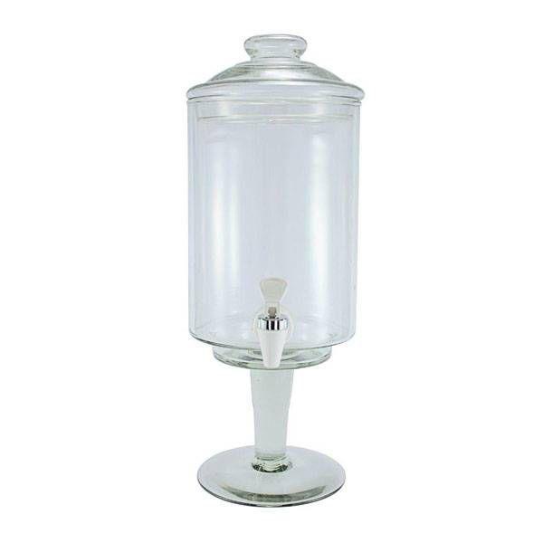 Suqueira de Vidro Leblon 3 litros