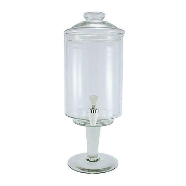 Suqueira de Vidro Leblon 6,7 litros