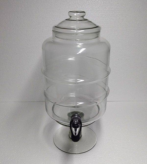 Suqueira Vidro Valença 8,5 litros