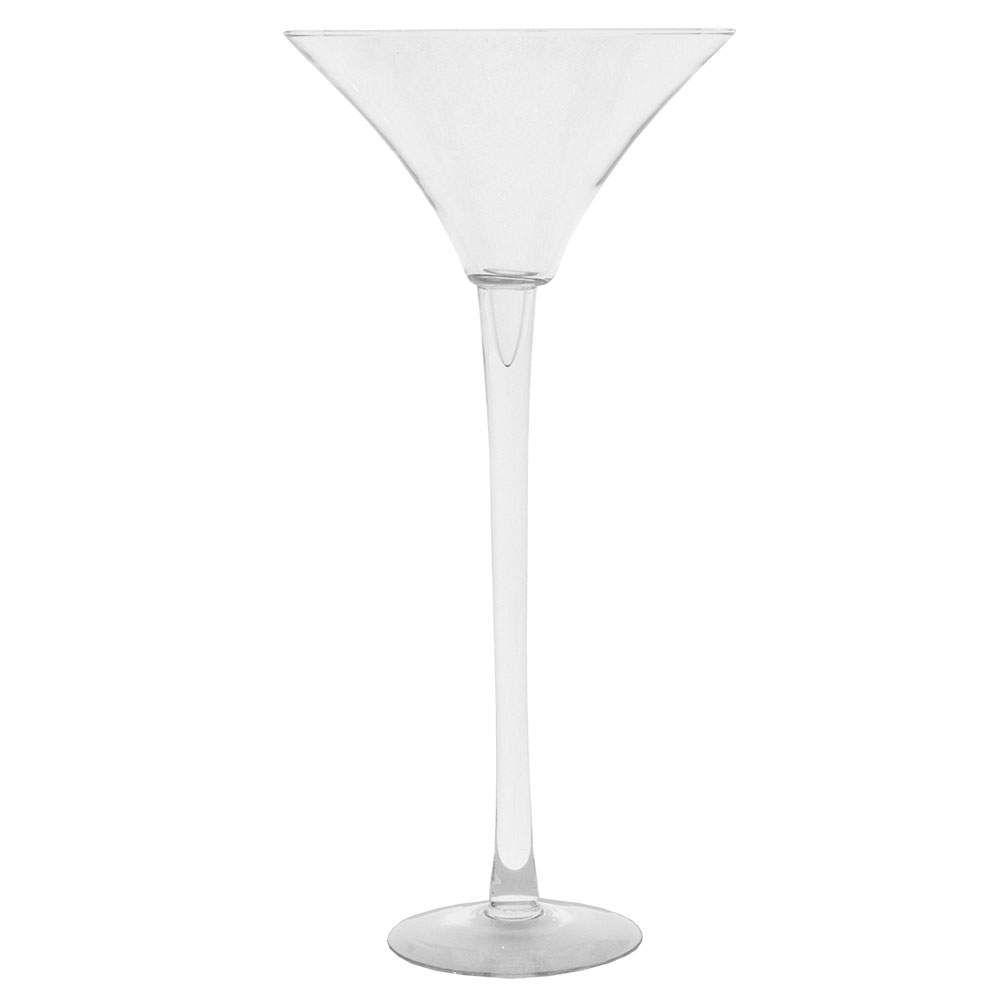 Taça Martini Grande com Gambo