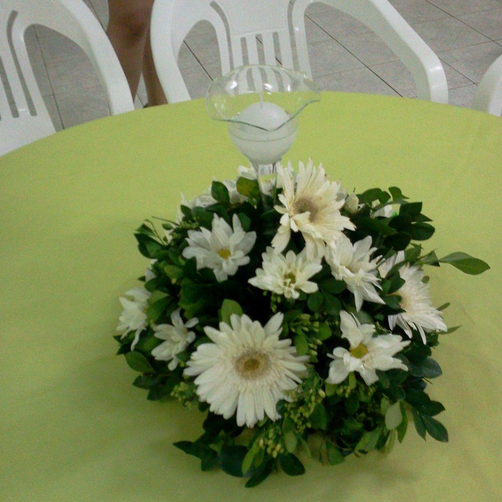 Tulipinha de vidro (25 unidades)
