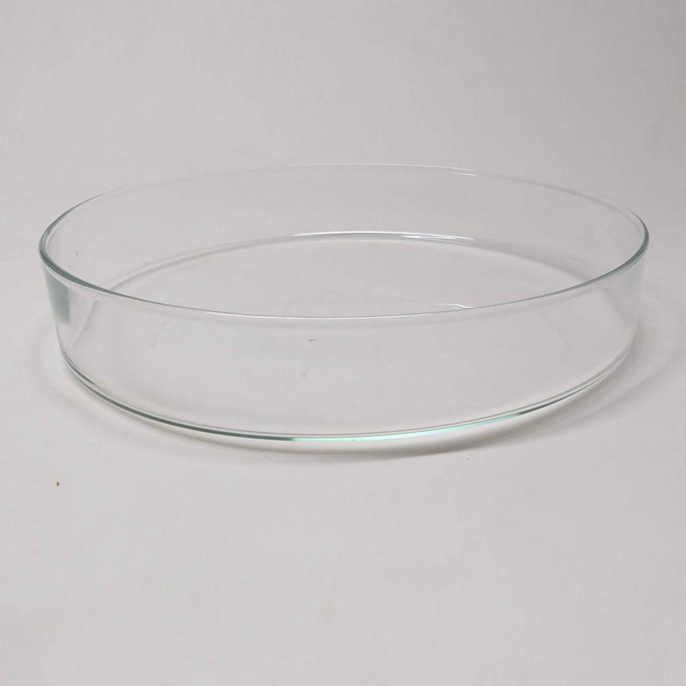 Vaso Cilindrico de Vidro 6 x 32 cm
