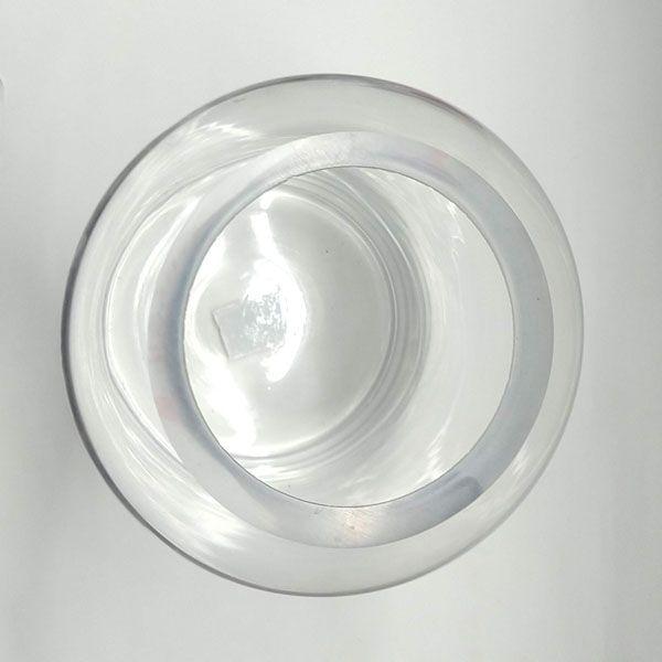 Vaso Cilindrico de Vidro W509