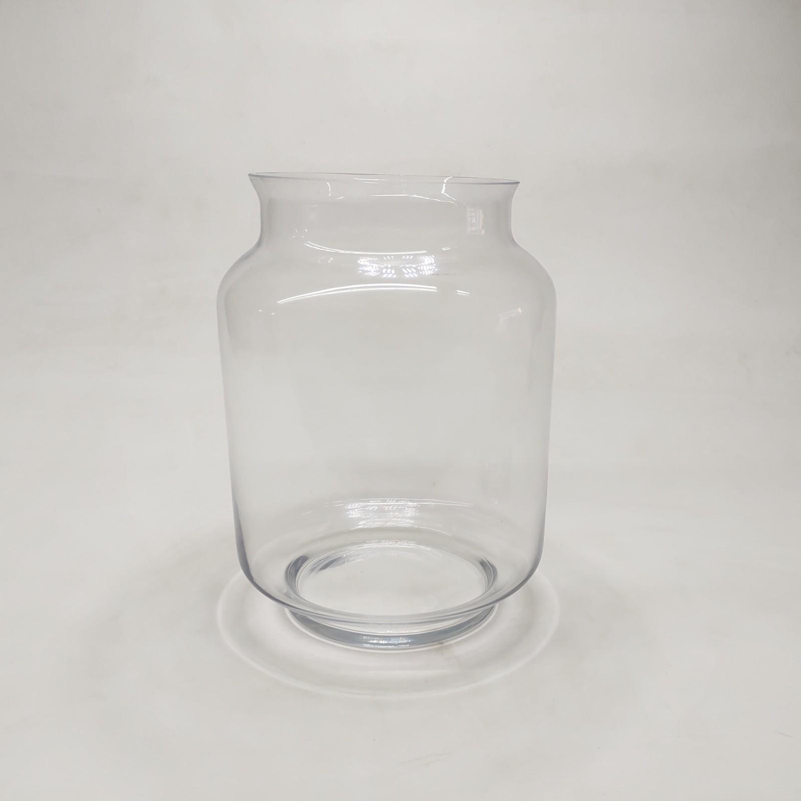 Vaso de Vidro Adrian Para Terrário