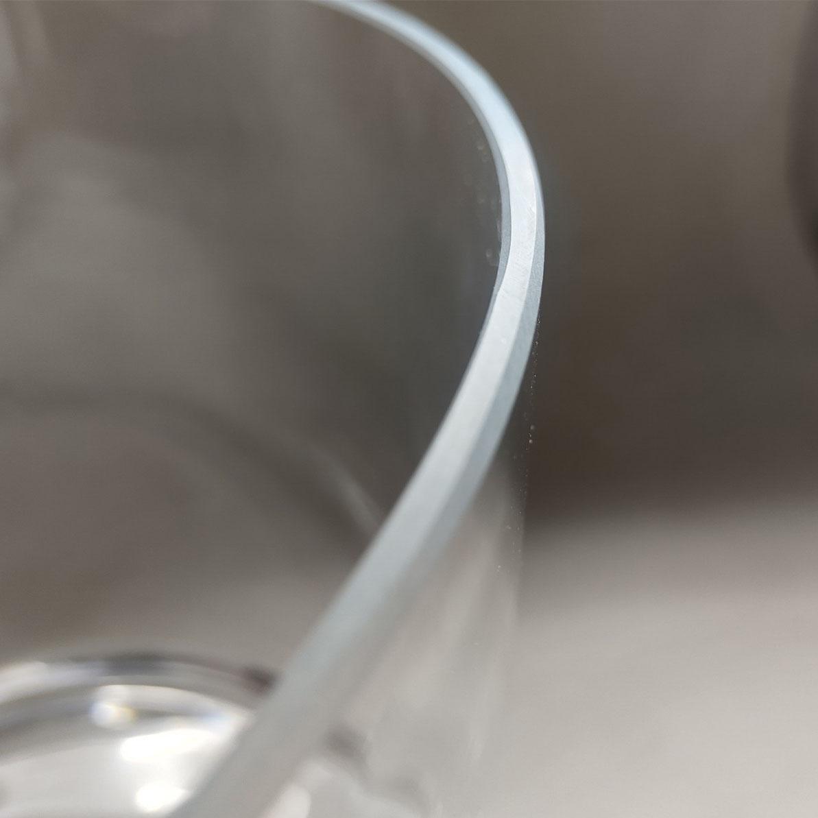 Vaso de Vidro Cilindrão 30 cm
