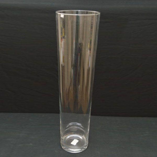 Vaso de Vidro Cilindrico 1 metro