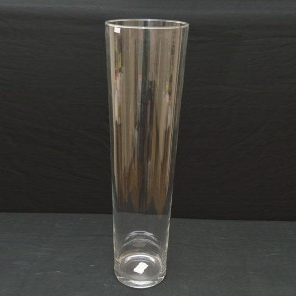 Vaso de Vidro Cilindrico 20x60 cm Tubo Prime