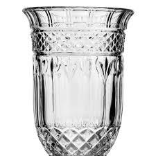Vaso de Vidro Cristal Florence